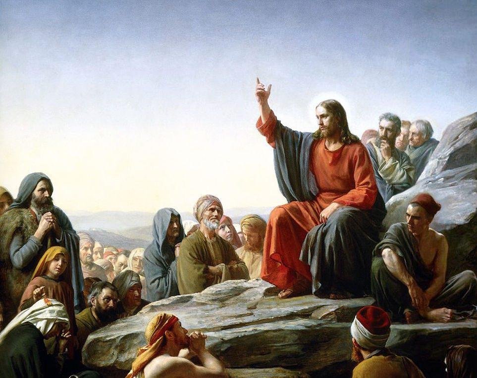 mountain sermon